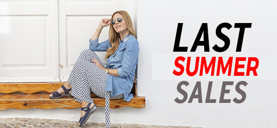 <p>Discover the latest discounts from the range of models from the PieSanto summer collection. What are you waiting for?</p>