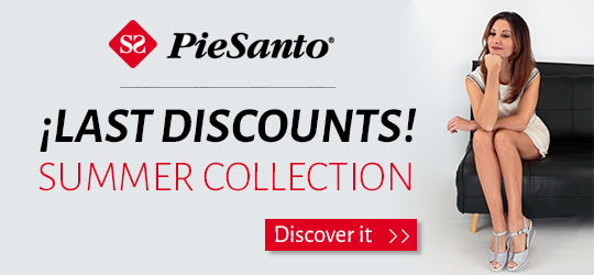 <p>Discover the latest discounts of the PieSanto&#39;s summer collection</p>