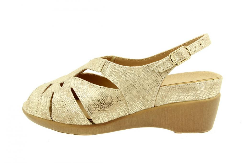 Removable Insole Sandal Metal Sand 1152