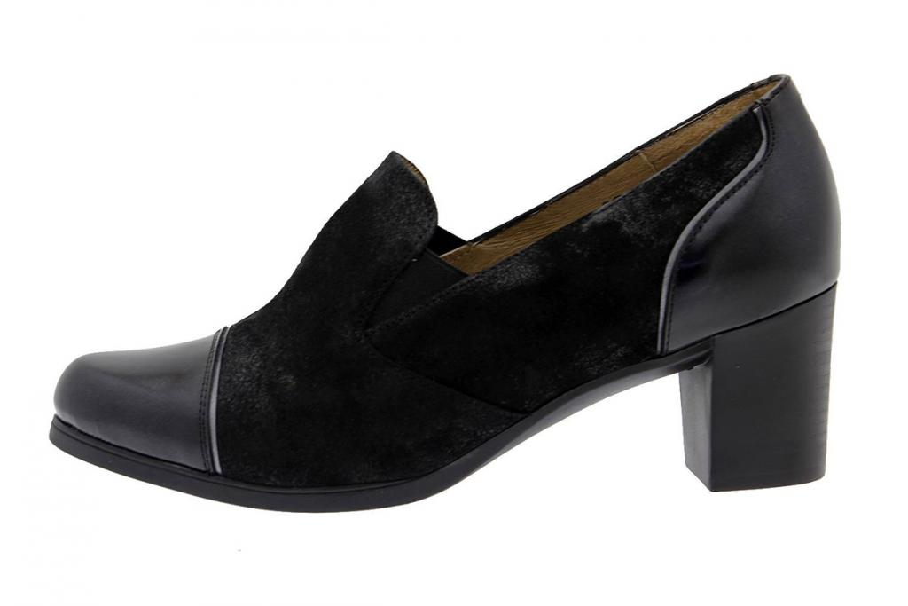 Ankle Boot Shoe Black Antic 175420