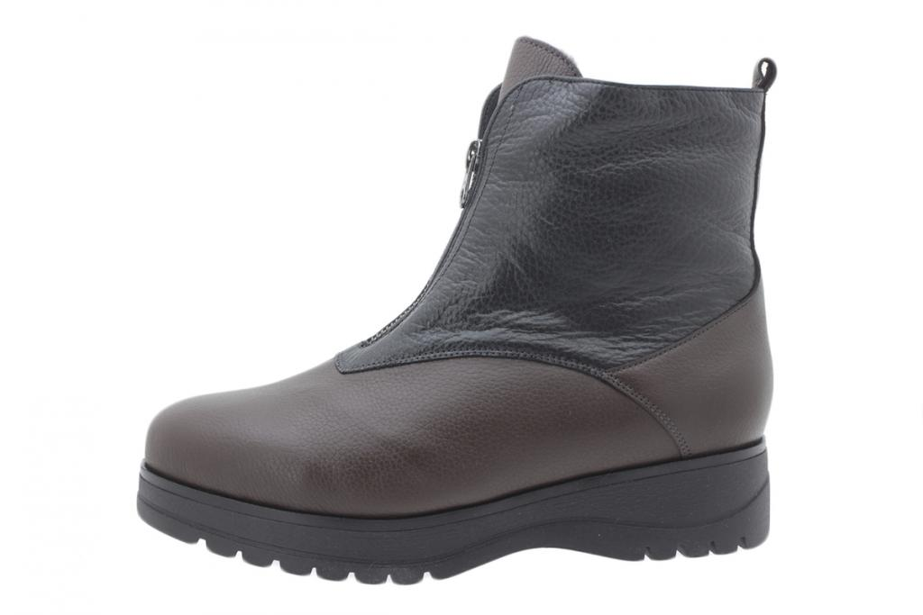 Ankle boot Brown Leather 175839