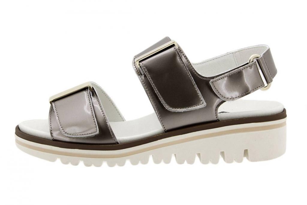 Removable Insole Sandal Mirror Mink 1777