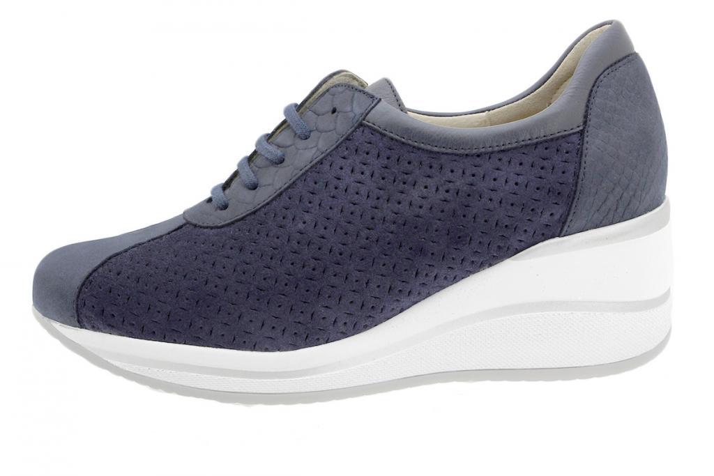 Sneaker Blue Metal 180765