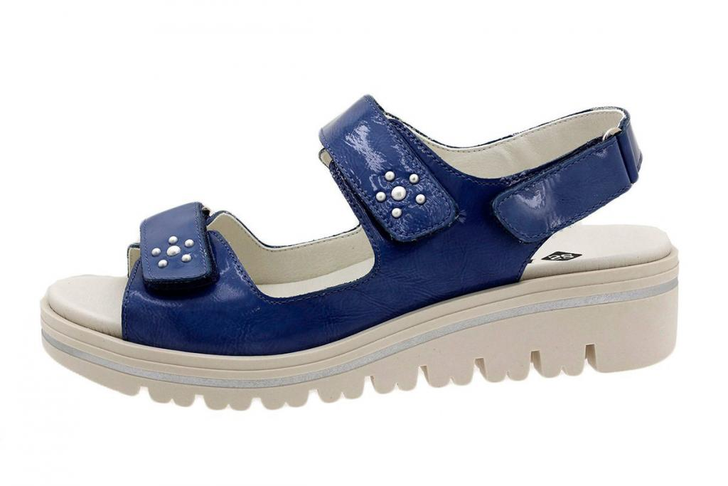 Removable Insole Sandal Jeans Patent 180781