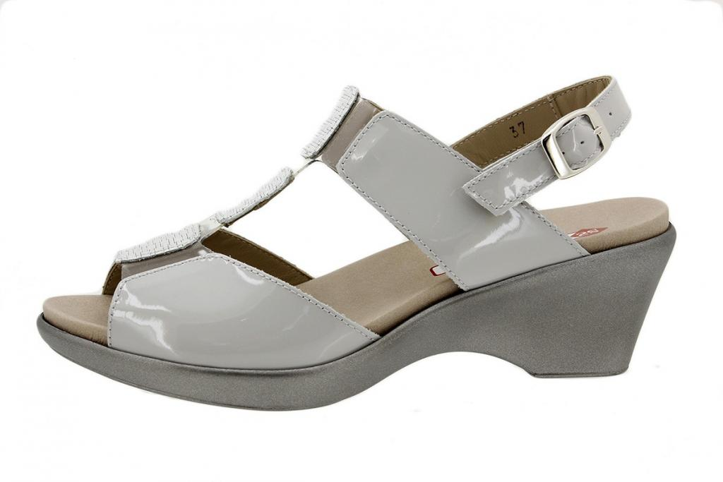Removable Insole Sandal Pearl Patent 180865
