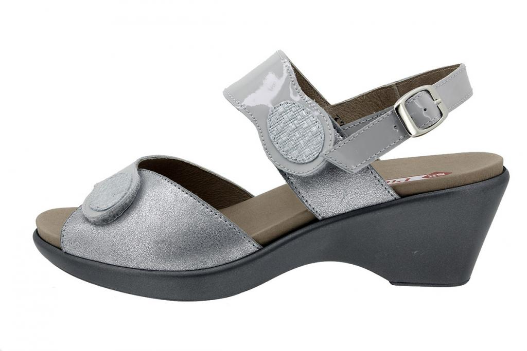 Removable Insole Sandal Pearl Patent 180868