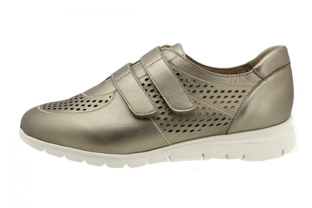 Sneaker Mink Metal Suede 180993