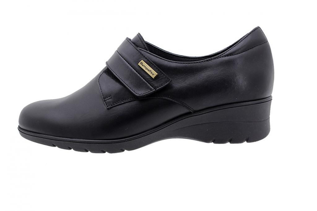 Waterproof  Shoe Sympatex Black Leather 185969