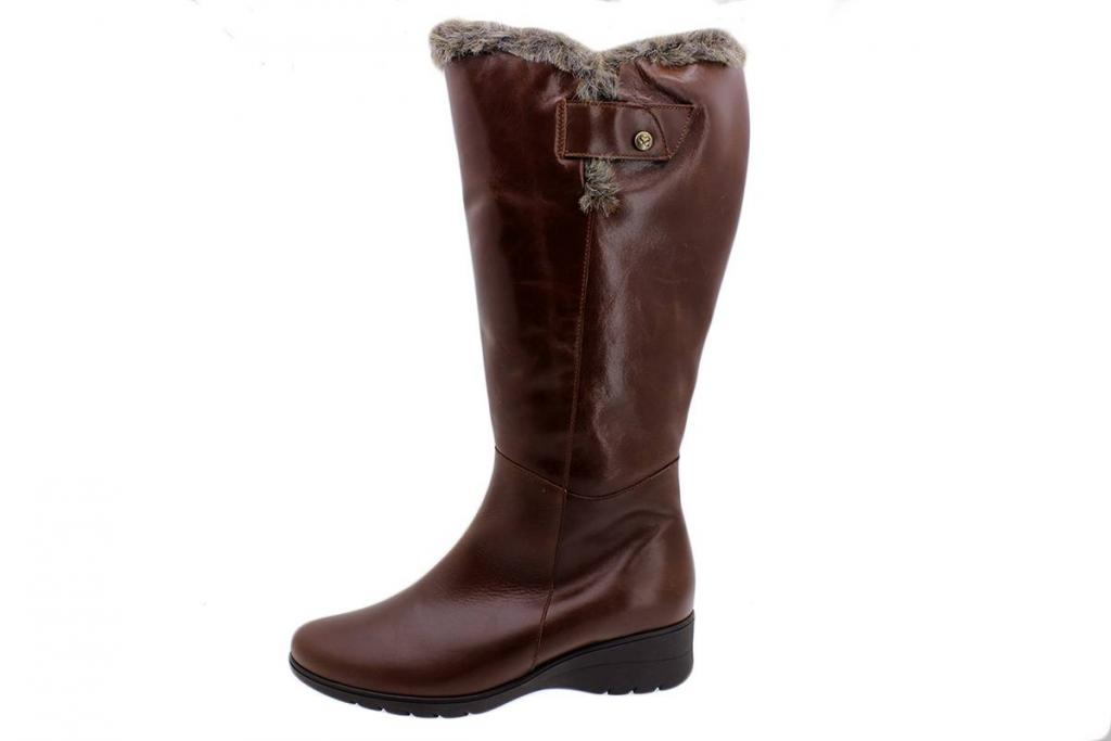 Boot Toffe Leather 185981