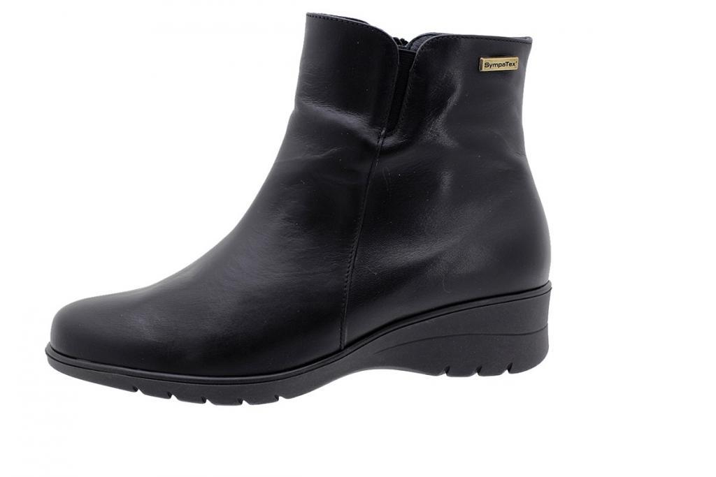 Waterproof Boot Sympatex Black Leather 185983