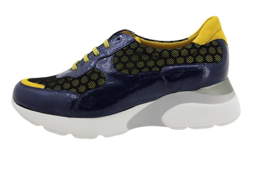 Sneaker Blue Patent 190075