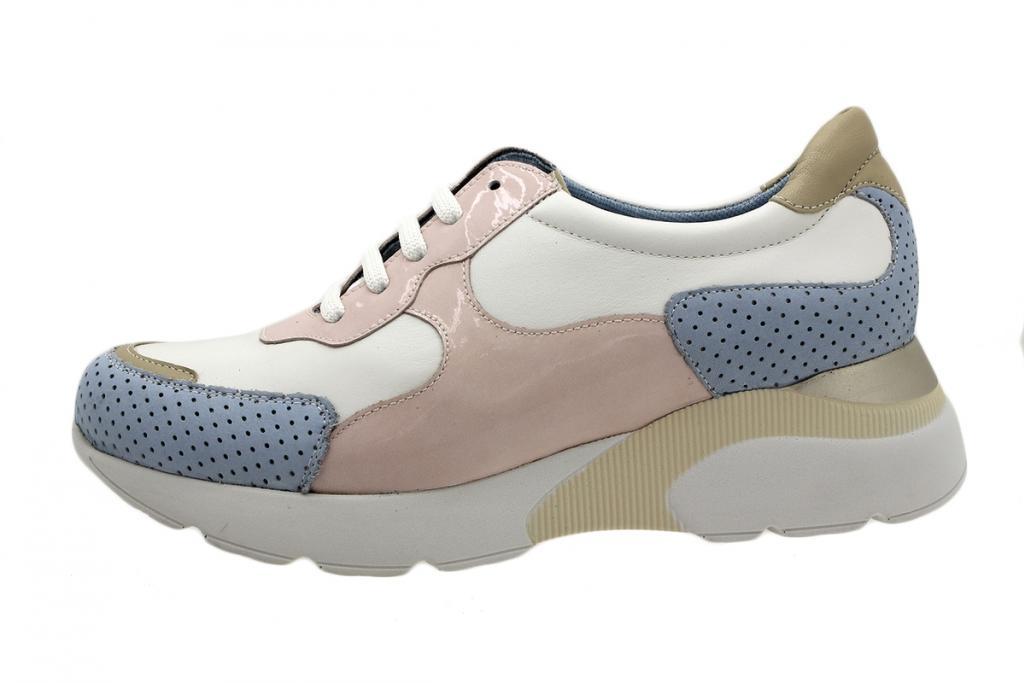 Sneaker Sky Leather 190075