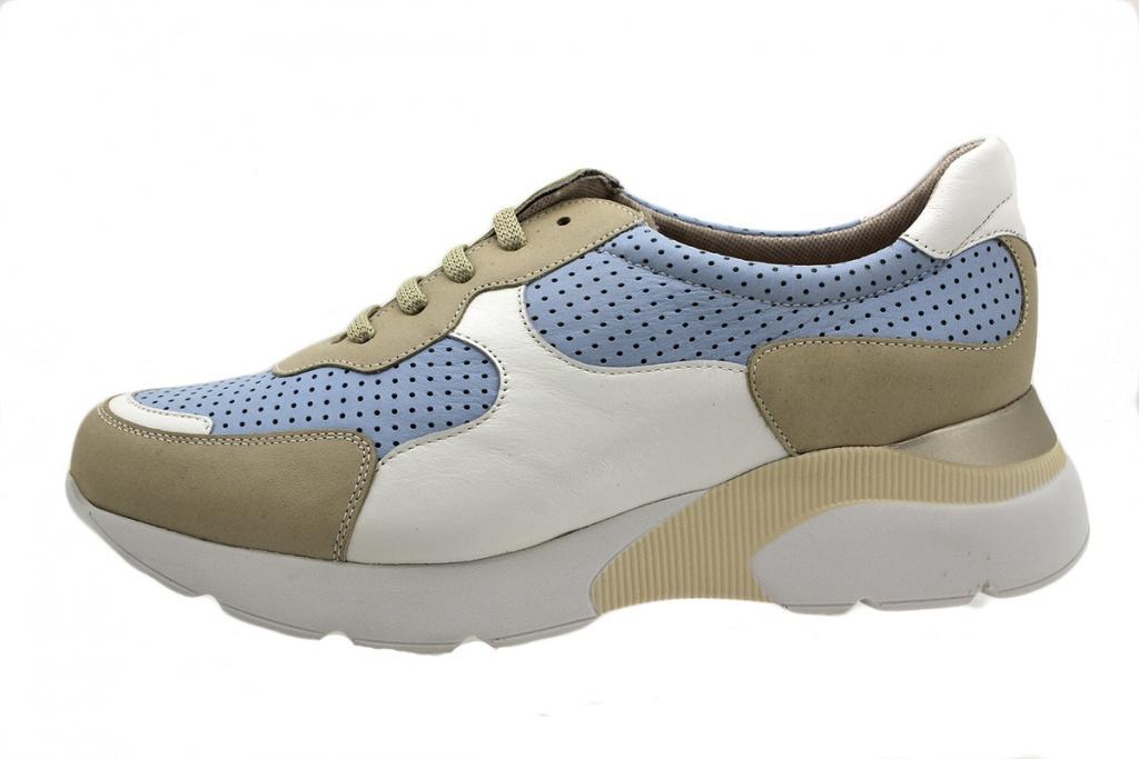 Sneaker Mink Metal Suede 190075