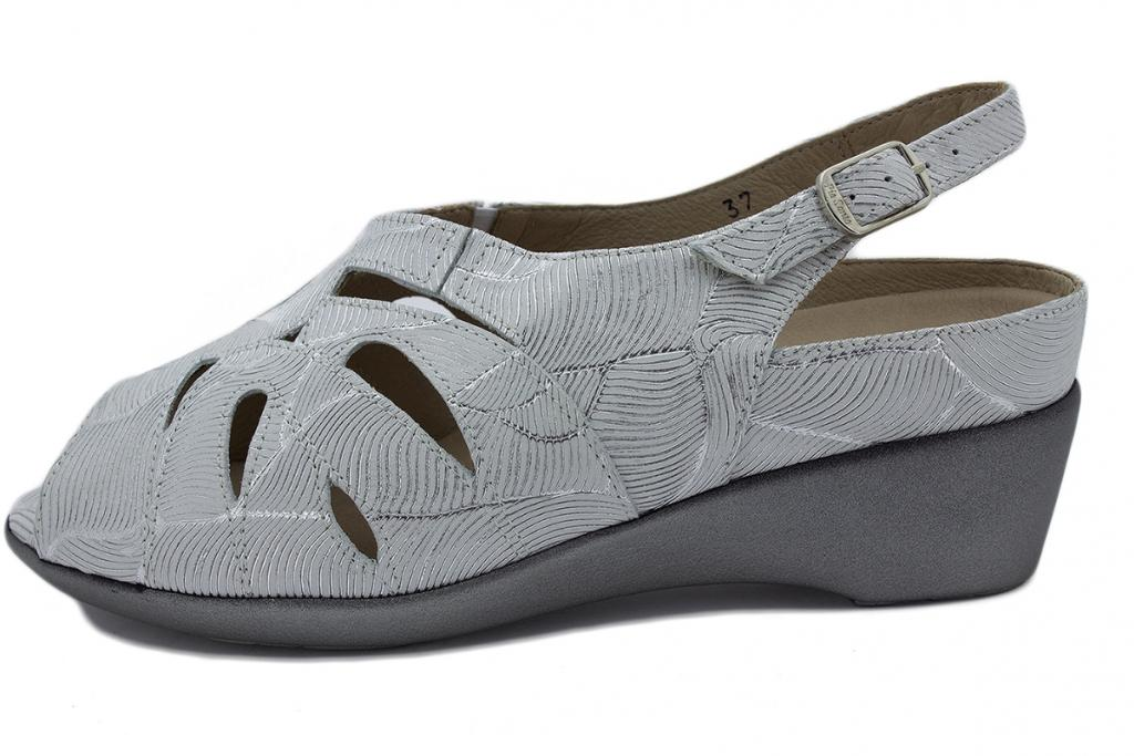 Removable Insole Sandal Mink Leather 190402