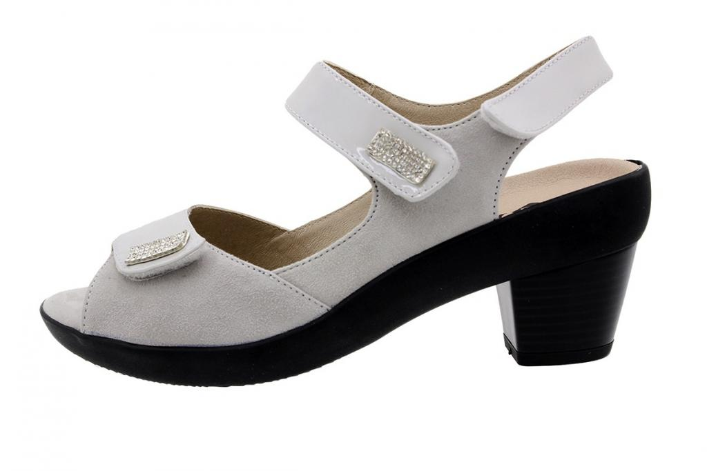 Removable Insole Sandal Pearl Patent 190446