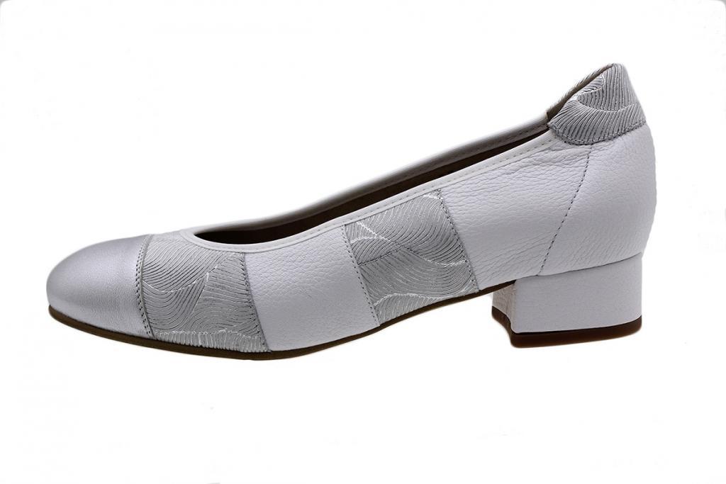 Ballerina Silver Metal 190534