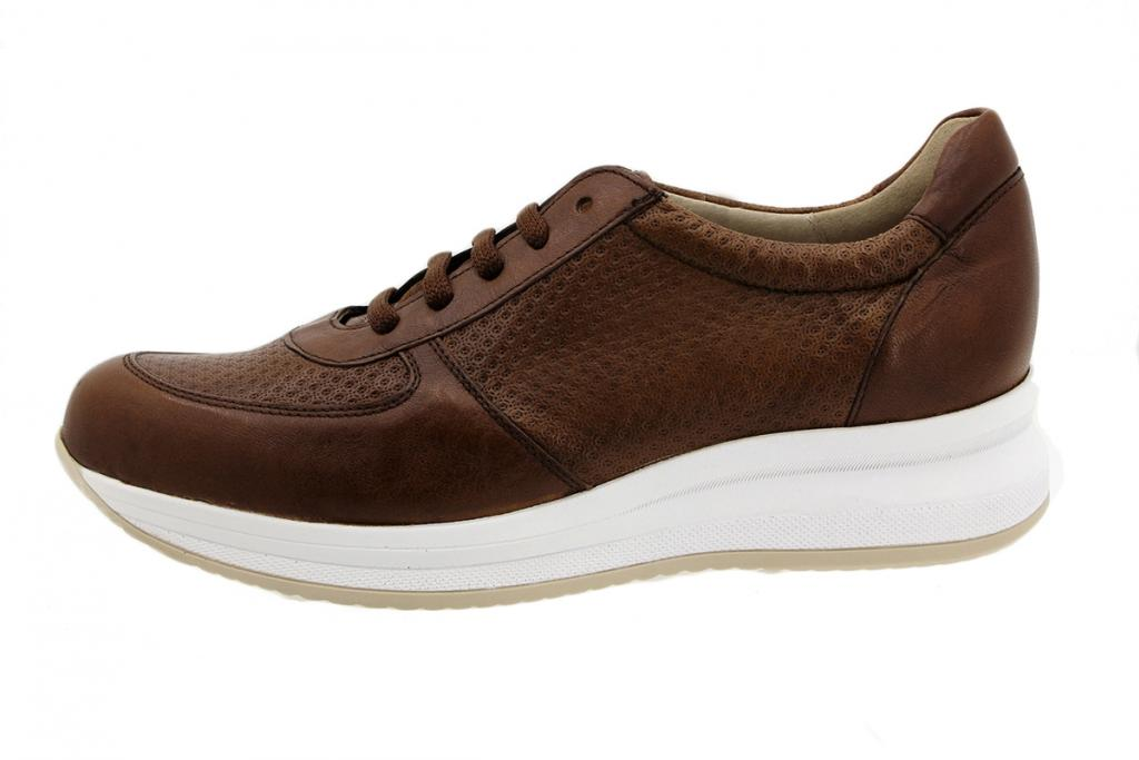 Sneaker Cognac Leather 190762