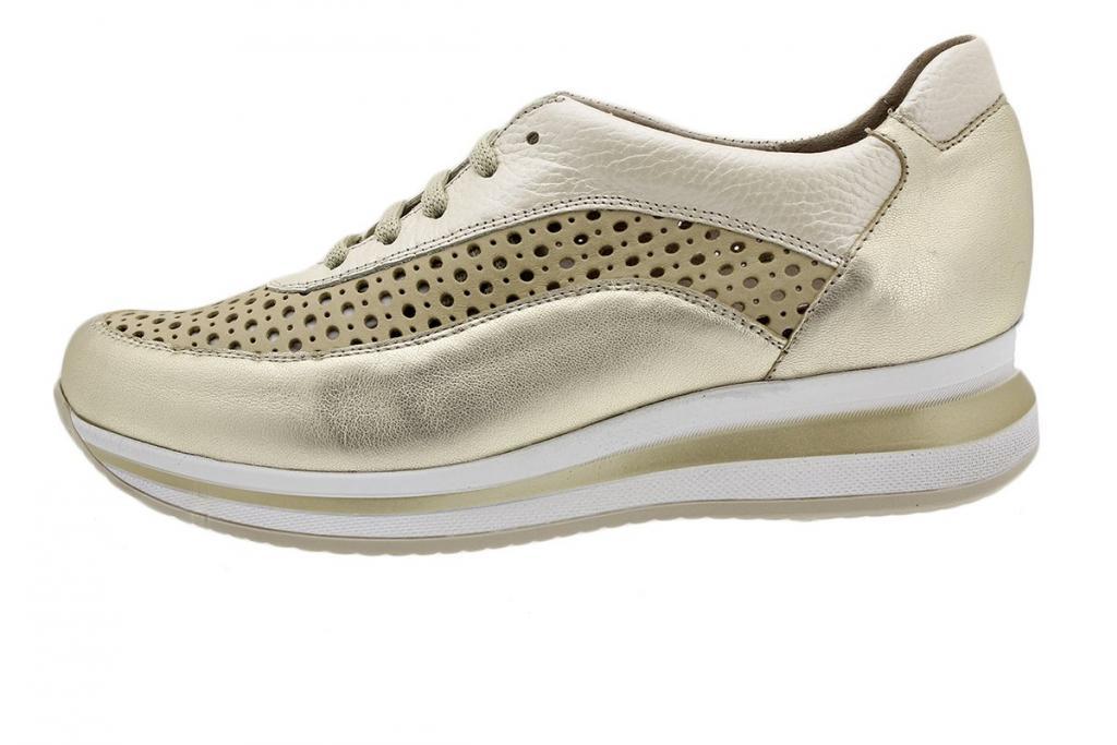 Sneaker Platinum Metal 190763
