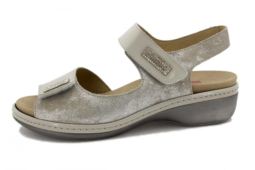 Removable Insole Sandal Mink Patent 190818
