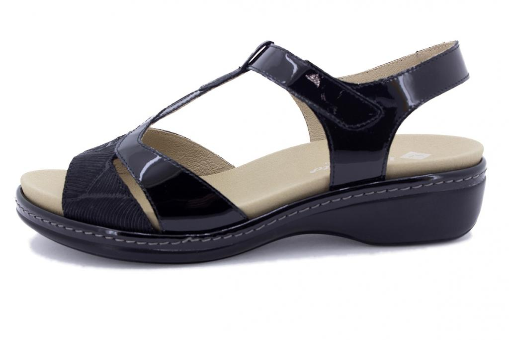 Removable Insole Sandal Ice Leather 190820