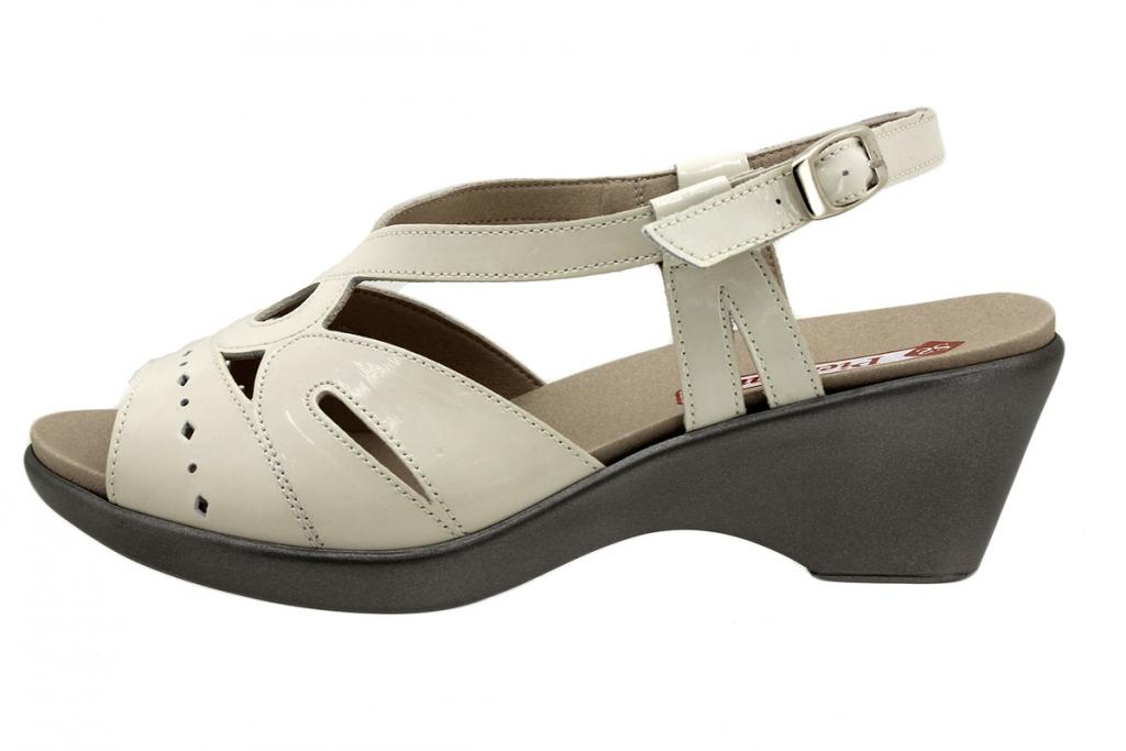 Removable Insole Sandal Pearl Patent 190852