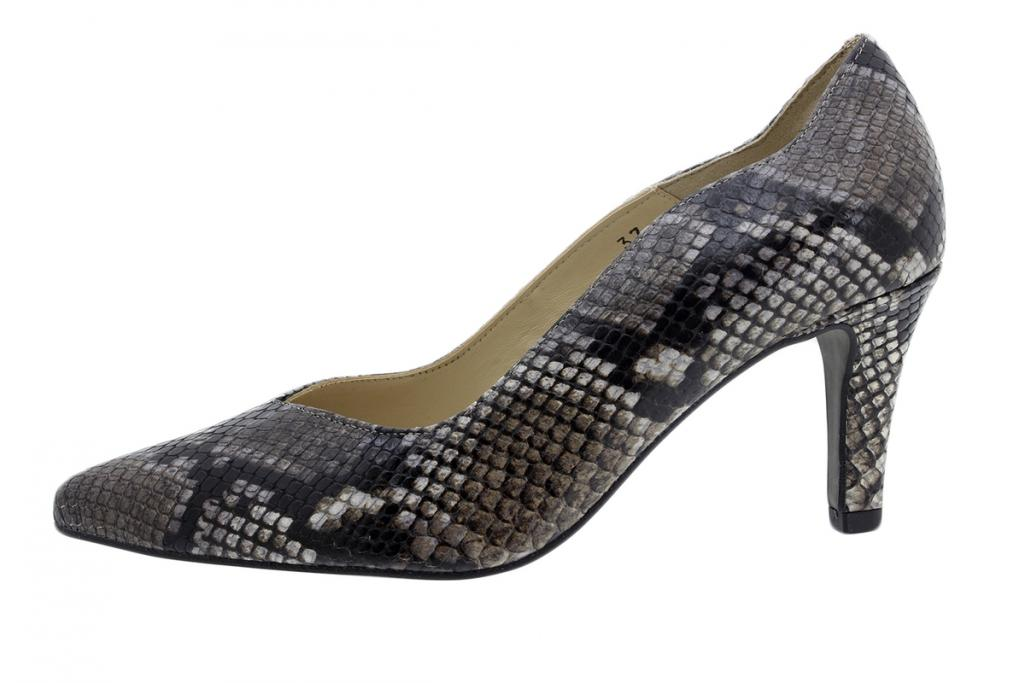 Pump Taupe Snake 195176