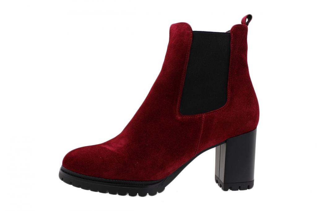 Ankle Boot Ruby Suede 195432