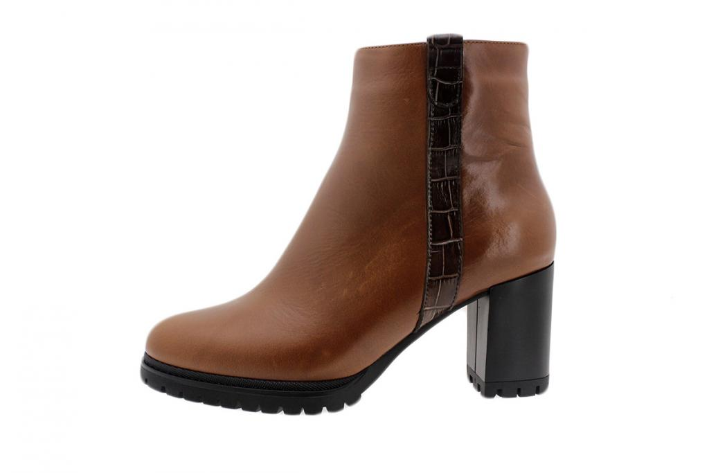 Ankle Boot Toffe Leather 195433