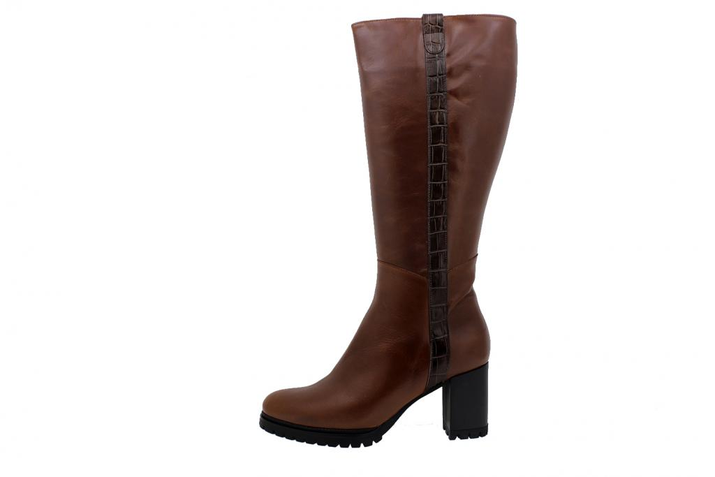 Boot Toffe Leather 195439 XL