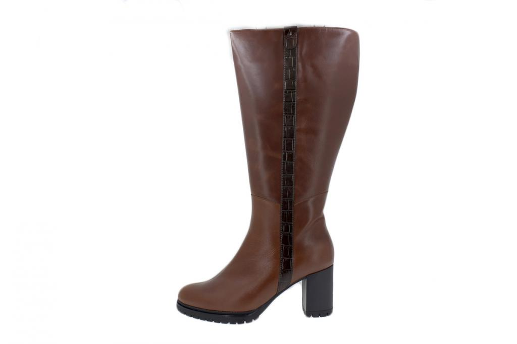 Boot Toffe Leather 195440 XXL
