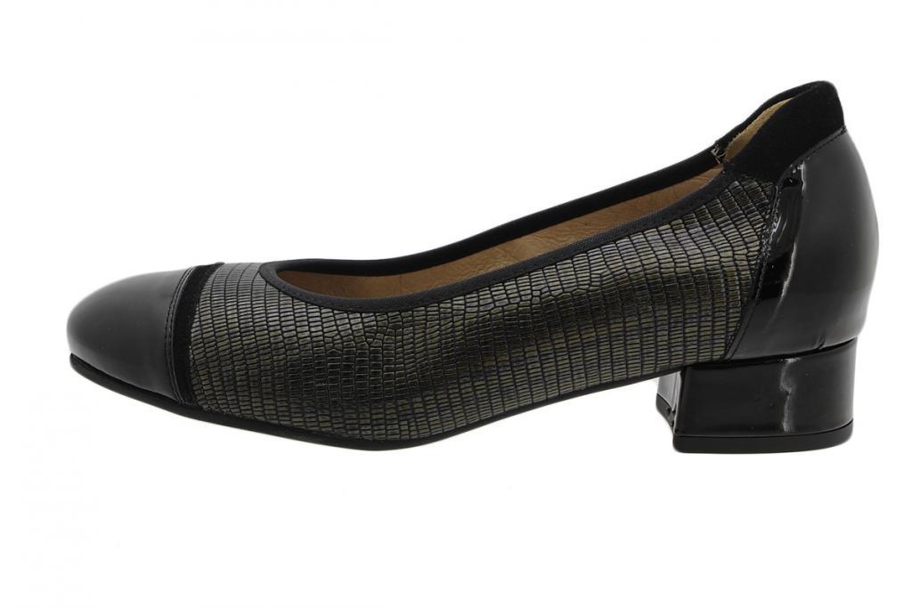 Ballerina Black Patent 195533