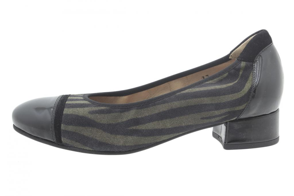 Flat shoe Patent Black 195533