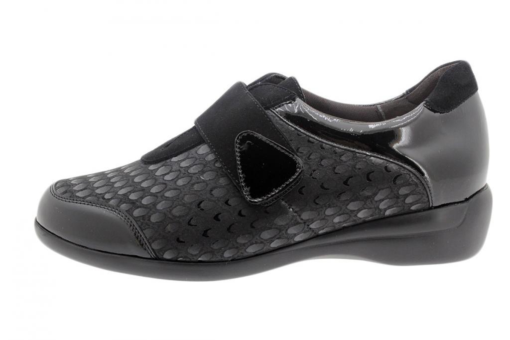 Stretch Shoe Black Patent 195586