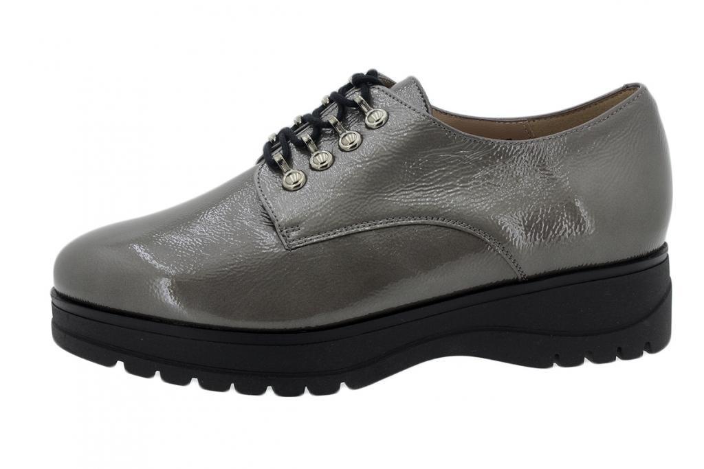 Lace-up Shoe Mink Patent 195676