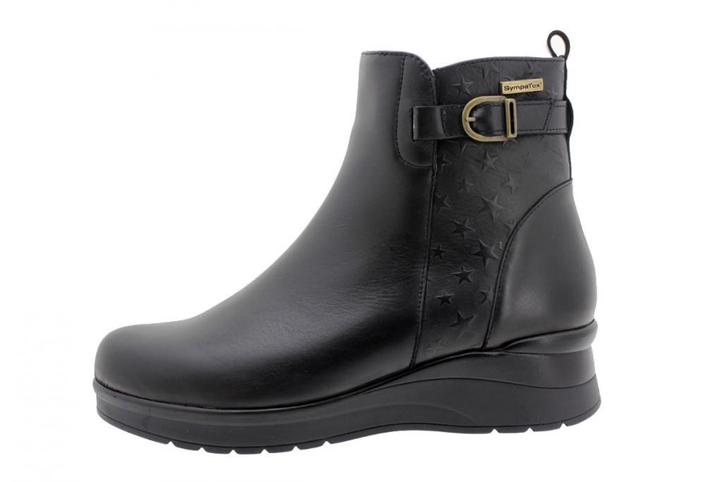 Waterproof Footwear Sympatex Black Leather 195747