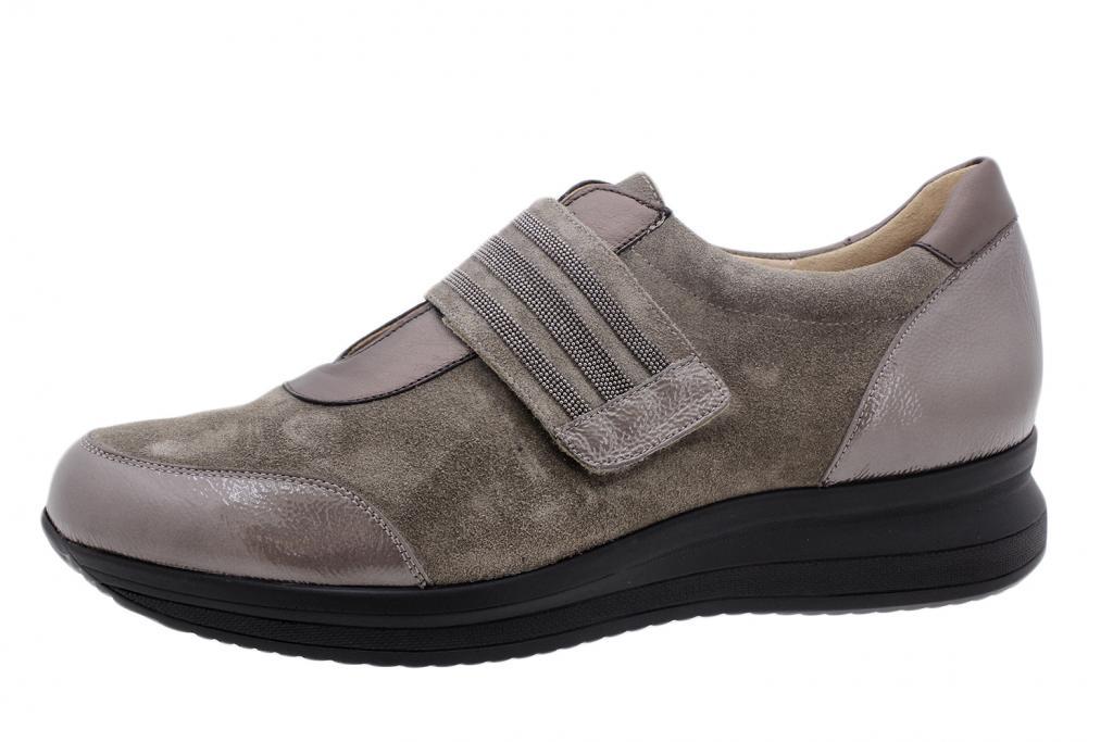 Velcro Shoe Mink Patent 195752
