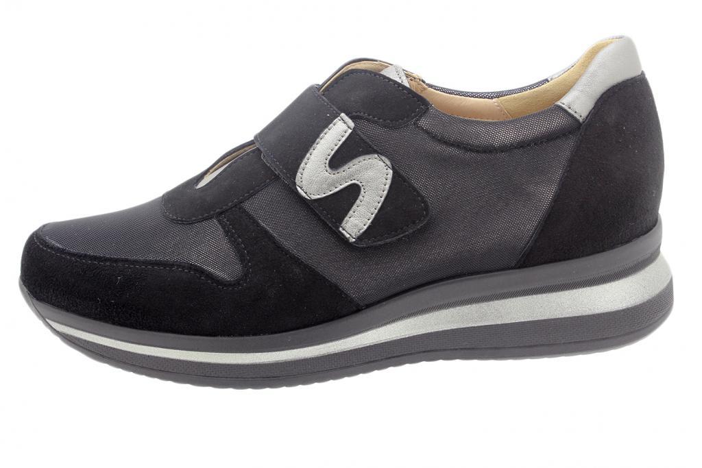 Sneaker Black Suede 195765