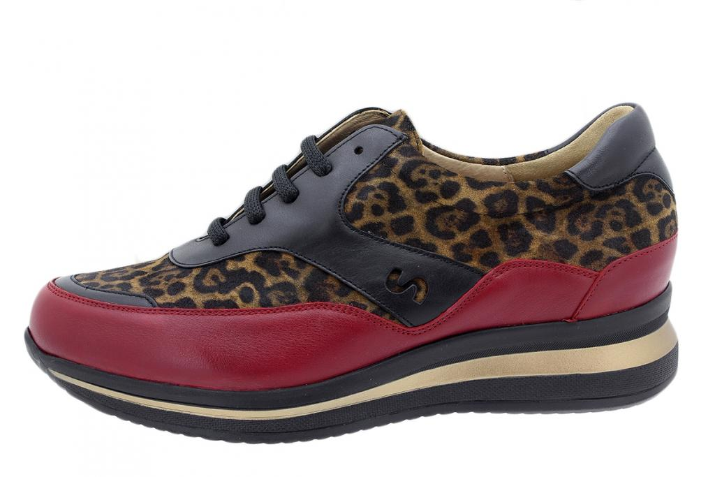 Sneaker Ruby Leather 195769