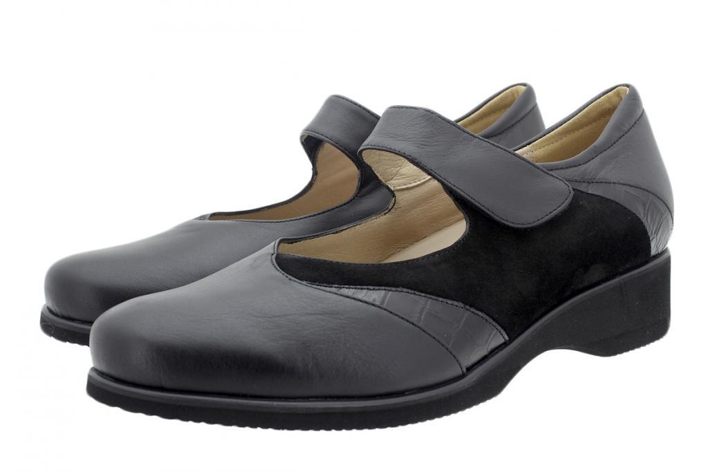 Mary-Jane Black Leather 195957