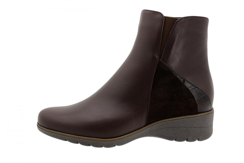 Ankle Boot Walnut Leather 195977