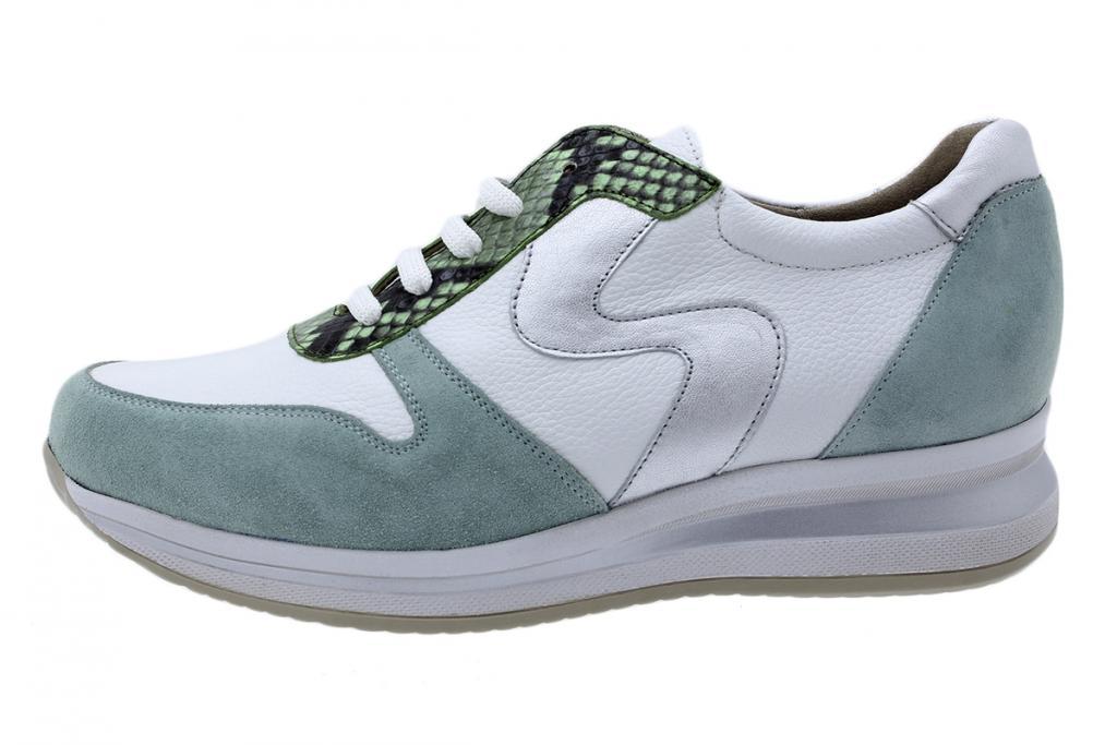 Sneaker Mint Suede 200767