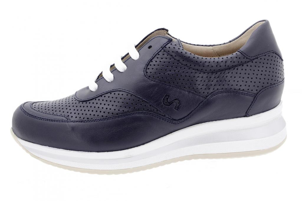 Sneaker Blue Leather 200768