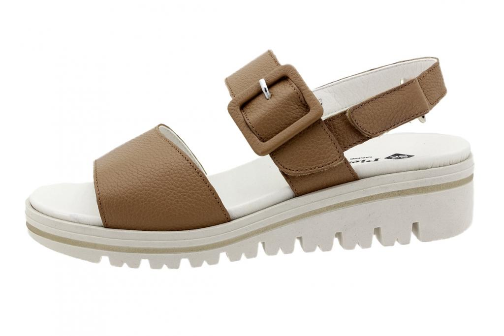 Removable Insole Sandal Leather Tan 200773