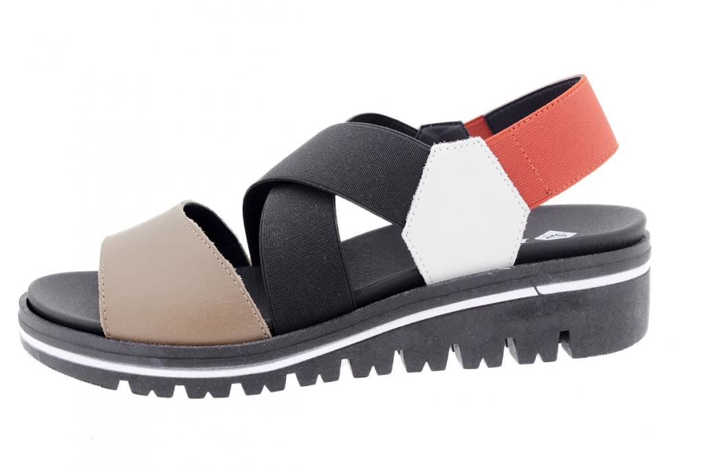 Removable Insole Sandal Sand Leather 200787