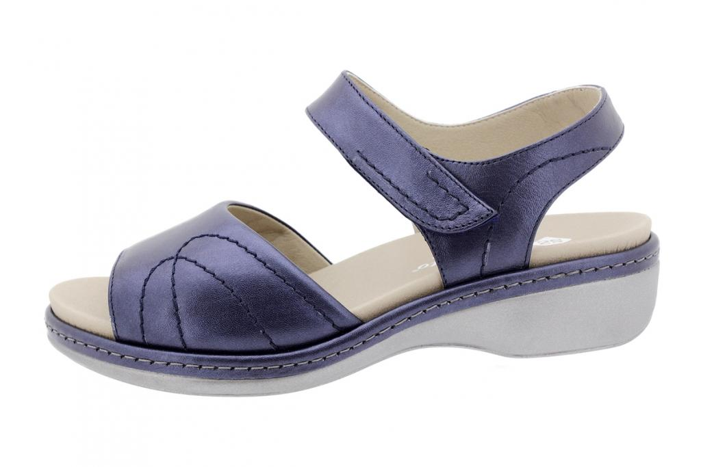 Removable Insole Sandal Blue Pearly 200801