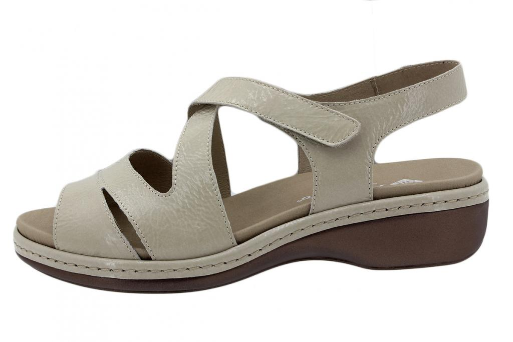Removable Insole Sandal Patent Sand 200812