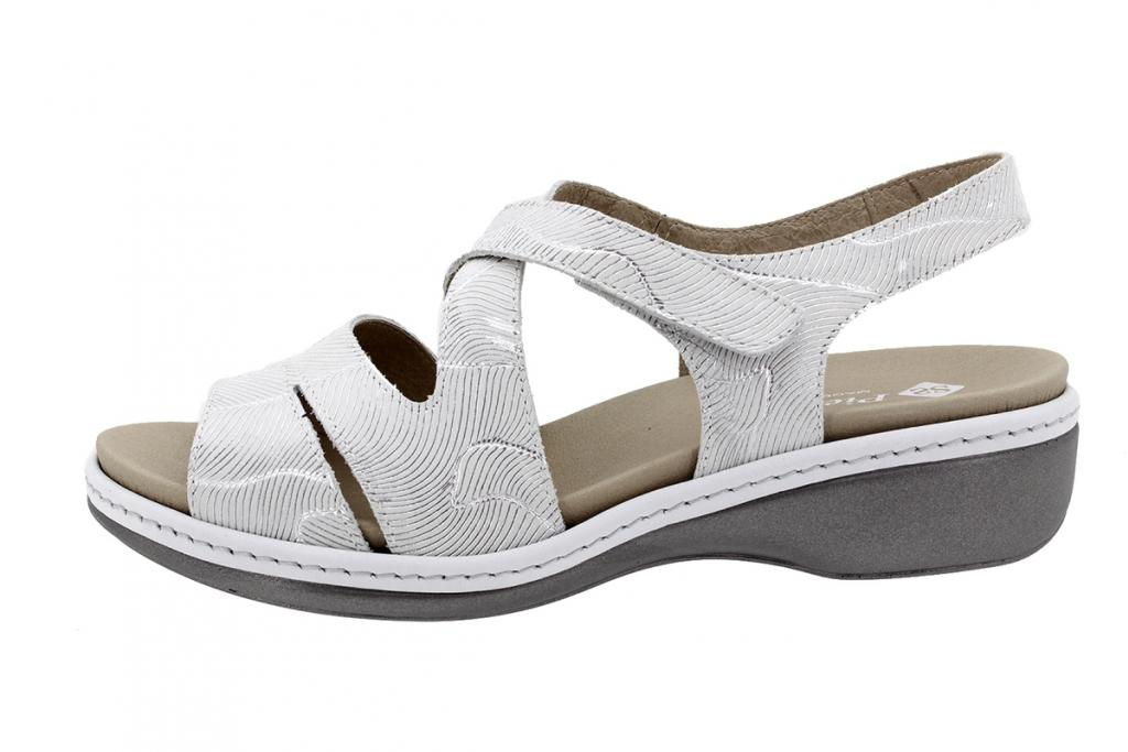 Removable Insole Sandal Ice Leather 200812
