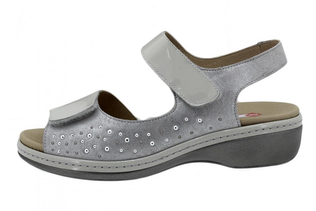 Removable Insole Sandal Patent Pearl 200817