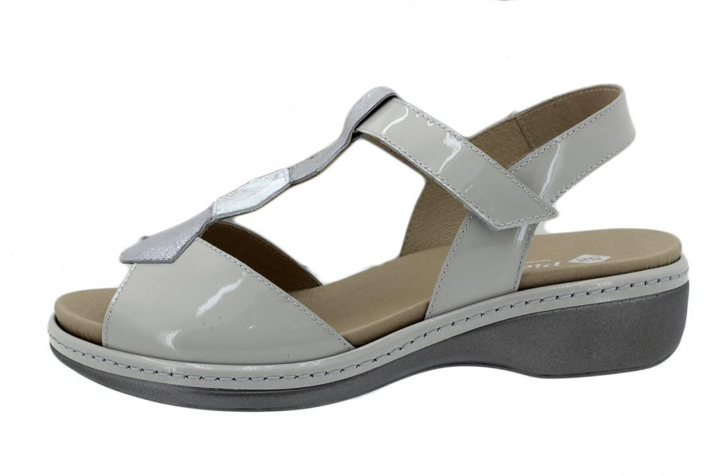 Removable Insole Sandal Patent Pearl 200821