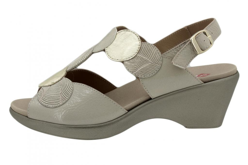 Removable Insole Sandal Sand Patent 200853